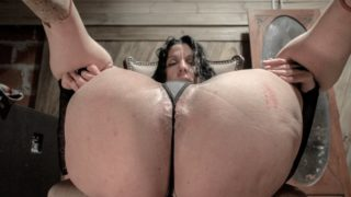 Argendana Extreme Anal Rose Gape and Double Fisting