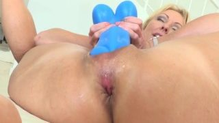 Naughty Alysha 42 minutes of Kinky Extremes part #1